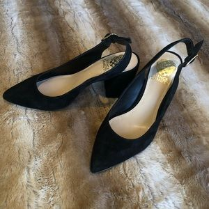 Vince Camuto heels size 8